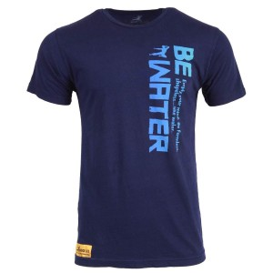 Be Water Vertical Gradient T-shirt