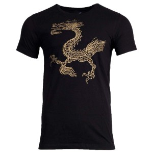 Lee Little Dragon T-shirt - Black