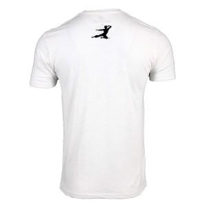 DJ Dragon Classic T-shirt - Vintage White