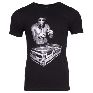 DJ Dragon Classic T-shirt - Black