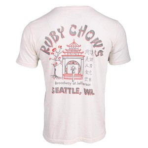 Ruby Chow's Seattle T-shirt