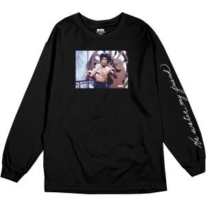 Scratch DGK Long Sleeve T-shirt - Black