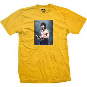 Focused DGK T-shirt - Gold