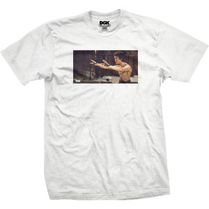 Nunchucks DGK T-shirt - White