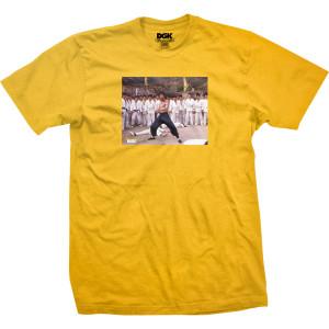 Who's Next DGK T-shirt - Gold