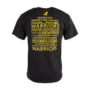Warrior Up Champion T-shirt