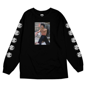 Like Echo LS T-shirt - Black