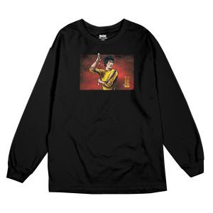 Technique LS T-shirt - Black
