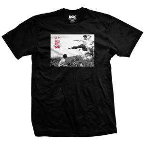 Paradise SS T-shirt - Black