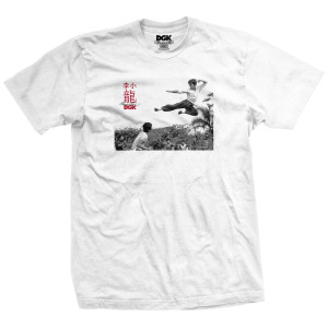 Paradise SS T-shirt - White SM ONLY