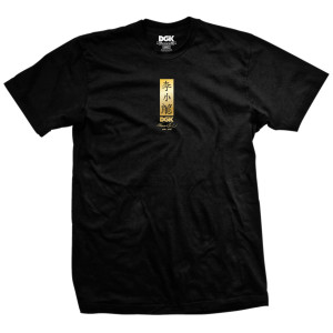 80th Anniversary SS T-shirt - Black
