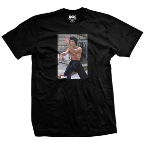 Like Echo SS T-shirt - Black