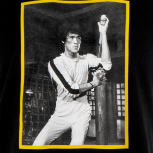 Nunchaku In The Pagoda T-shirt