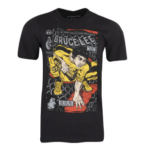 Bruce Lee Comic T-shirt