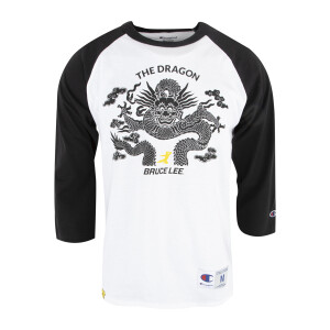 80th Anniversary Full Dragon Champion Raglan