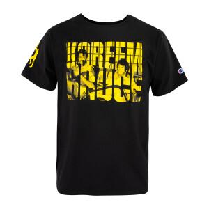 Bruce Kareem V. 4 Champion T-shirt