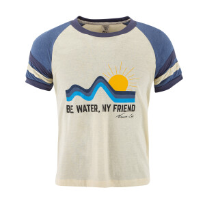 Be Water, My Friend Holly SS T-shirt