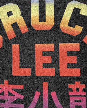 Bruce Lee Sunset Tank
