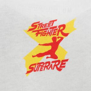 Bruce Lee vs. Guile (Street Fighter) T-shirt