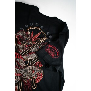 Bruce Lee Dragon Club T-shirt