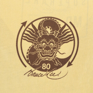 Bruce Lee 80th Anniversary Poster Tank