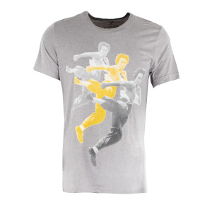 Bruce Lee Vintage Kicks T-shirt