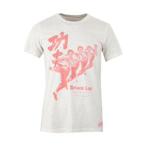 Superare x Bruce Lee - Kung Fu Triblend T-shirt