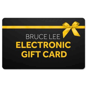 Bruce Lee Electronic Gift Certificates