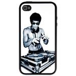 Bruce Lee Gung Fu Scratch iPhone 4/4S Case