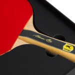 Bruce Lee Practical Dreamer Table Tennis Paddle