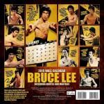 Bruce Lee 2015 Wall Calendar