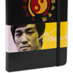 Bruce Lee LTD Edition 'Core Symbol' Journal by Moleskine