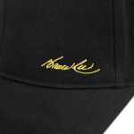 Bruce Lee Yellow Signature Cap