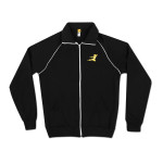 Bruce Lee Kick Logo Track Jacket