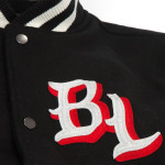 EXCLUSIVE Bruce Lee Melton Wool Letter Jacket - LTD Edition of 150