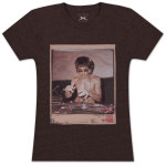 Bruce Lee DJ Dragon Ladies T-shirt by Bow & Arrow