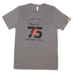 Bruce Lee 75th Anniversary Signature T-shirt - EXCLUSIVE