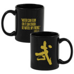I Am Bruce Lee Movie 11oz Mug -(Black/Gold)