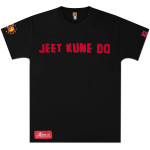 Bruce Lee JKD Applique T-shirt