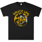 Bruce Lee Circle Dragon T-shirt