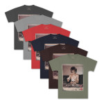 Bruce Lee DJ Dragon T-shirt by Bow & Arrow