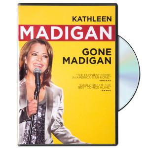 Kathleen Madigan Gone Madigan DVD