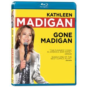 Kathleen Madigan - Gone Madigan Blu-Ray
