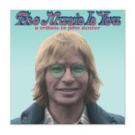 John Denver 'The Music Is You' Sticker