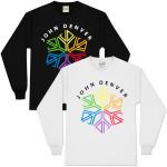 John Denver - Snowflake Men's Long Sleeve Shirt