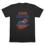 John Denver Painted Mountain T-Shirt