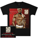 Shady Records 50 Cent SXSW Event T-Shirt