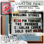 Light The Fuse - A Bigger Bang In Toronto 2005 - FLAC Download
