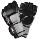 GSP Hayabusa Tokushu MMA Gloves – Black/Slate Grey