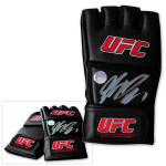GSP Autographed UFC Training Glove